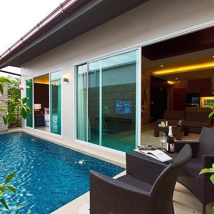 The Ville Pattaya Pool Villa