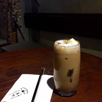 กาแฟมะพร้าวคั่ว