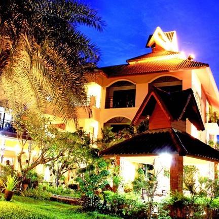 โรงแรมภูมิไทยการ์เด้น
