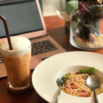 The Tadpole Cafe ซ.แจ้งวัฒนะ 13