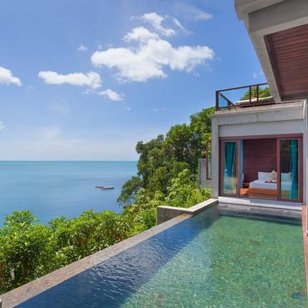 Presidential Pool Villa