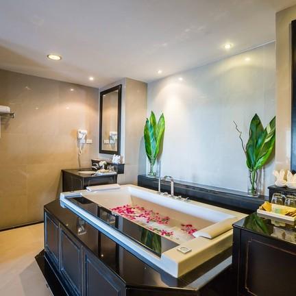 ห้องน้ำ Elegant Suite