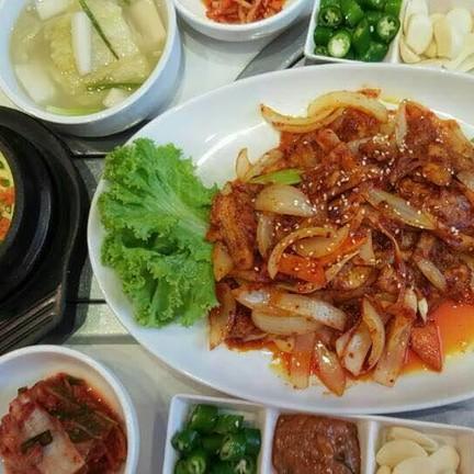 Yurak Korean Restaurant Pattaya Yurak