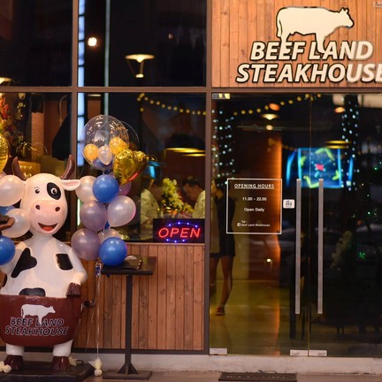 Beef Land Steakhouse