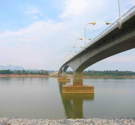 สะพานมิตรภาพไทย-ลาวแห่งที่ 3 นครพนม-คำม่วน