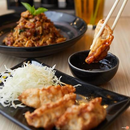 Oishi Ramen เซ็นทรัลพลาซา เวสต์เกต