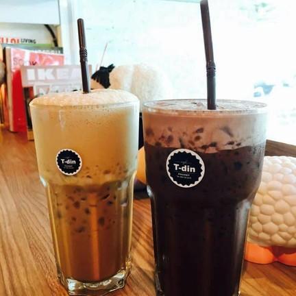 T-din Cafe' กาแฟที่ดิน ภูเก็ต สามกอง