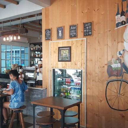 Island Cafe Kohlarn