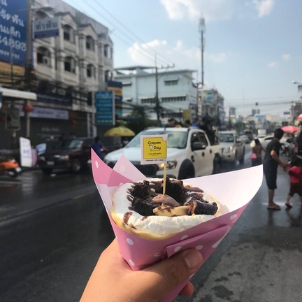 Crepes A Day
