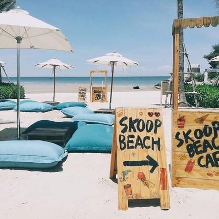 Skoop Beach Café