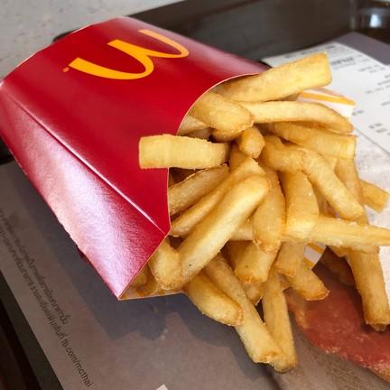 McDonald's เมโทร เวสต์ ทาวน์ กัลปพฤกษ์