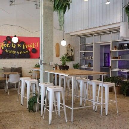 FIEOW Coffee ROOM Roaster Shop