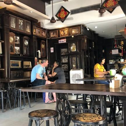 "The Old Phuket Coffee ""Coffee Station"""