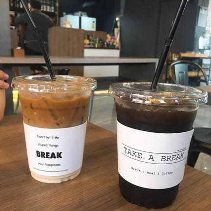 Take A Break cafe