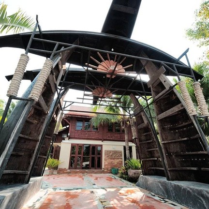 Suankaew Art Cottage