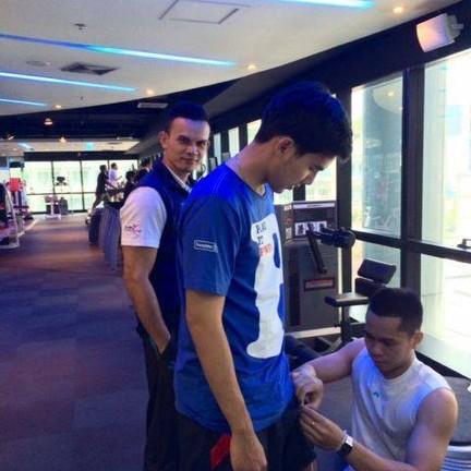 GMM Fitness Club