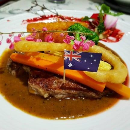 Australian Ribeye Steak