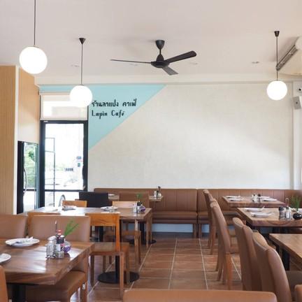 Lapin Cafe ลาแปง คาเฟ่กระต่ายน้อย The Kannas ข่วงสิงห์
