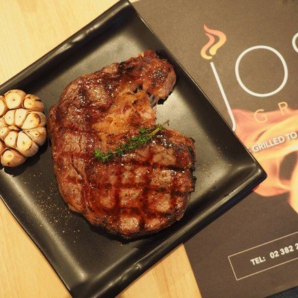 Josper Grill & Tapas (Food Glorious)