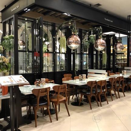 The Ninth Cafe สยามพารากอน