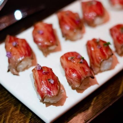 Snow Wagyu Sushi