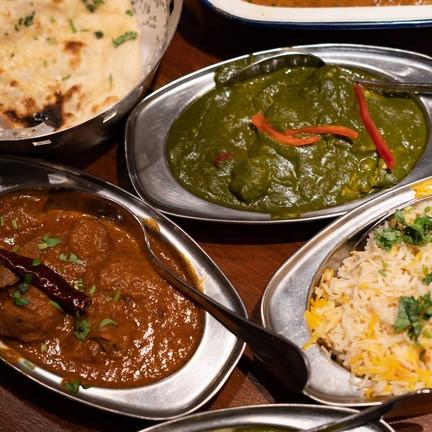 ไม่ค่อยสันทัดเรื่องอาหารอินเดียจริง ๆ ค่ะ 555