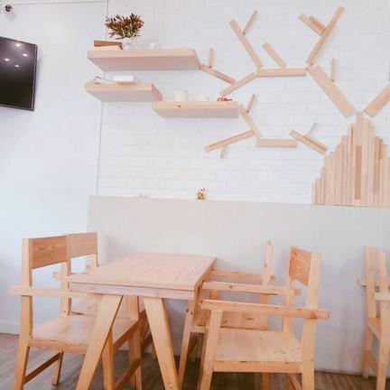 Chalatte Cafe หลังมอ
