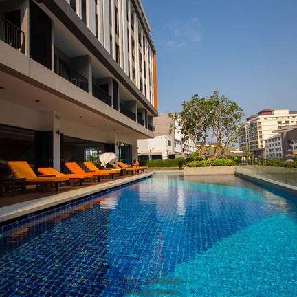 J Inspired Hotel Pattaya
