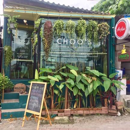 Choo's Coffee And Homemade Cake