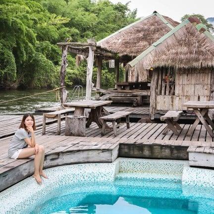 Sai Yok View raft Resort