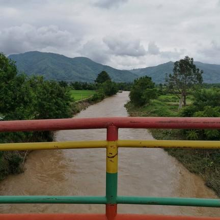 สะพานสายรุ้งมุ่งสู่เกษตรกรรม
