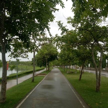สวนสาธารณะหนองประจักษ์ศิลปาคม