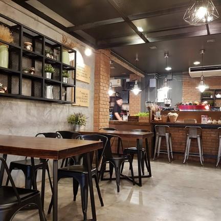 Sabai-day Cafe'