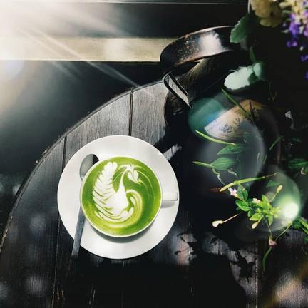 ชาเขียวก็เด็ดไม่แพ้กัน