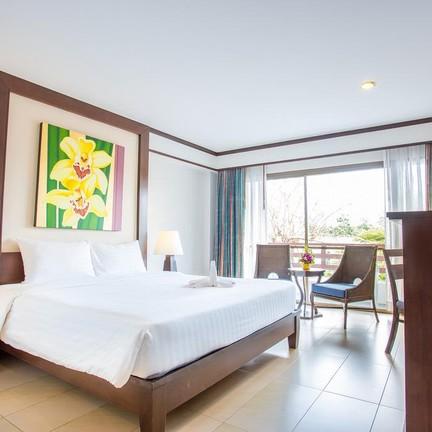 โรงแรมโนโวเทลระยอง ริมเพ รีสอร์ท