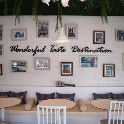 Junction cafe and Nail spa