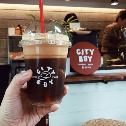 City Boy Coffee Stand