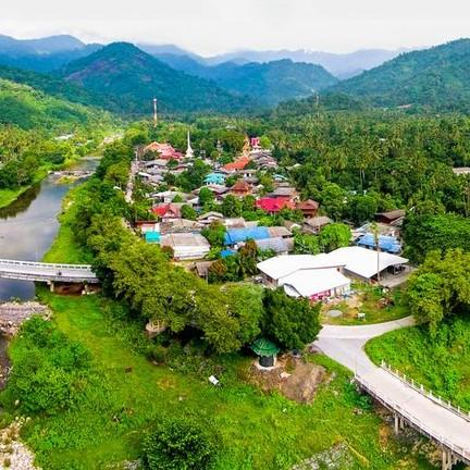 หมู่บ้านคีรีวง