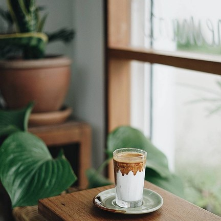 Couple cups Chiangrai