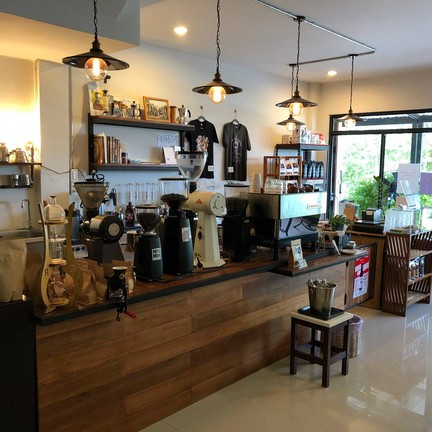 VECTOR Coffee Roaster(123 Cafe)