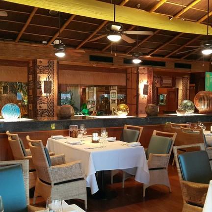 Trader Vic's โรงแรมอนันตรา กรุงเทพฯ  ริเวอร์ไซด์ รีสอร์ท แอนด์ สปา