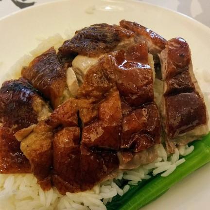 Kam's Roast Goose