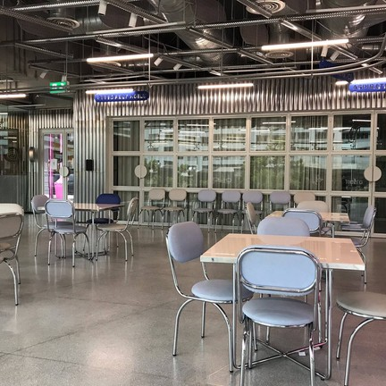 CLASS Cafe Siam Innovation District