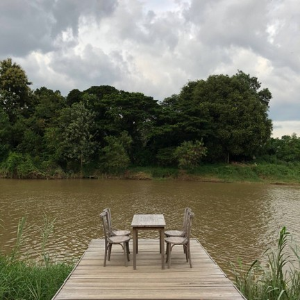 The Baristro @ Ping river Ping River