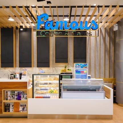 Famous Coffee & Cakes เซ็นทรัล ภูเก็ต ฟลอเรสต้า