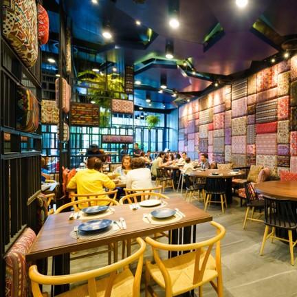 Chilli Thai Restaurant เซ็นทรัล ภูเก็ต ฟลอเรสต้า
