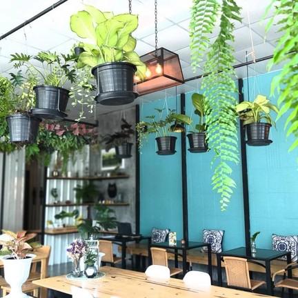 Be leaf cafe หาดใหญ่