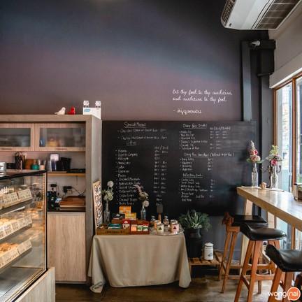 Theera Healthy Bake Room