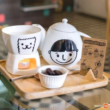 NAHIM Cafe x Handcraft