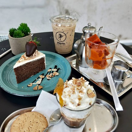 Dripoly Cafe Dripolypattaya